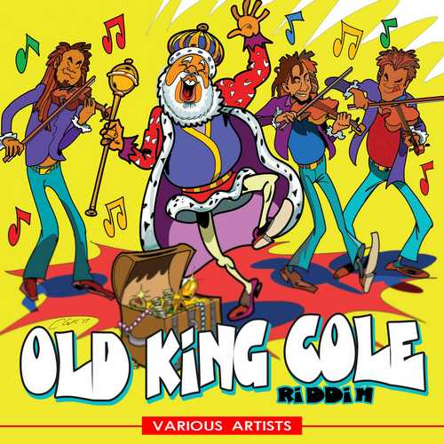 New from Tad's : Old King Cole Riddim