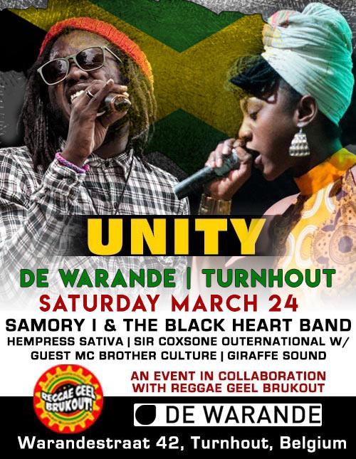 Unity Warande March 24