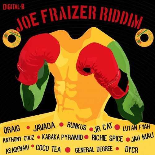 Various - Joe Fraizer Riddim