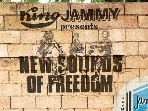 Various – King Jammy Presents New Sounds Of Freedom
