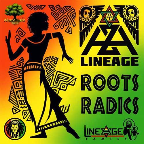 Aza Lineage - Roots Radics