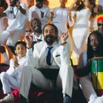 "Damian Marley's new video: ""Living It Up"""