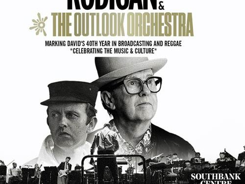 David Rodigan and The Outlook Orchestra, March 2nd 2018
