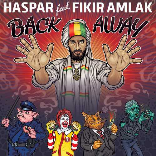 Haspar feat. Fikir Amlak – Back Away