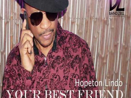 Brand new Hopeton Lindo single