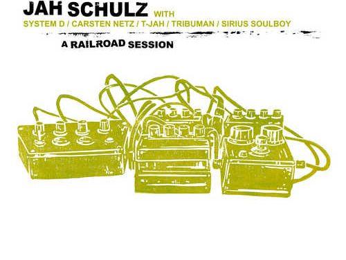Jah Schulz – A Railroad Session