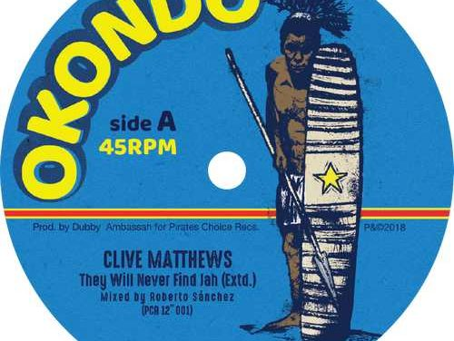 Clive Matthews – They Will Never Find Jah