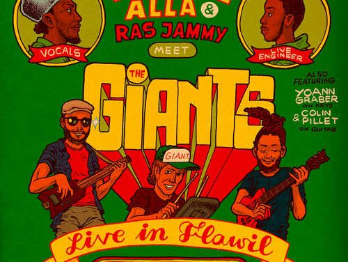 Prince Alla & Ras Jammy Meet The Giants – Live in Flawil: Dub Versions EP