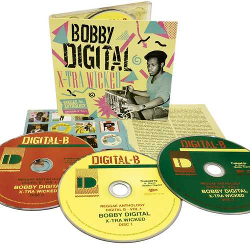Reggae Anthology Bobby Digital Vol.1 - X-tra Wicked