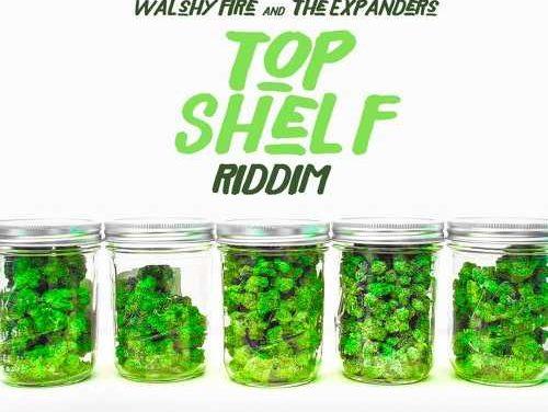 Various – Top Shelf Riddim