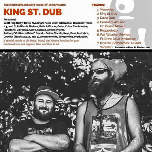 Cultivated Mind & Big Natty - King St.Dub