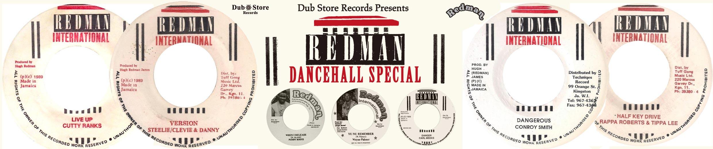 Redman Dancehall Special 1985-89