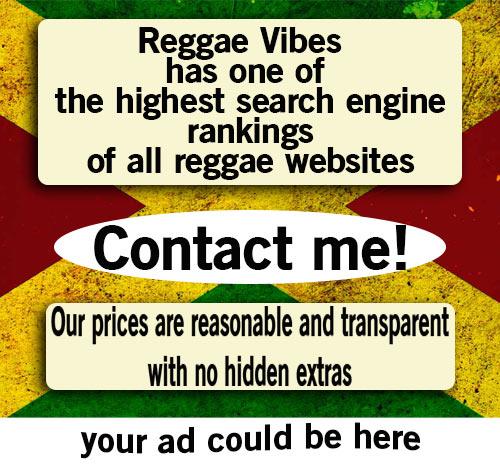 Reggae Vibes Banner