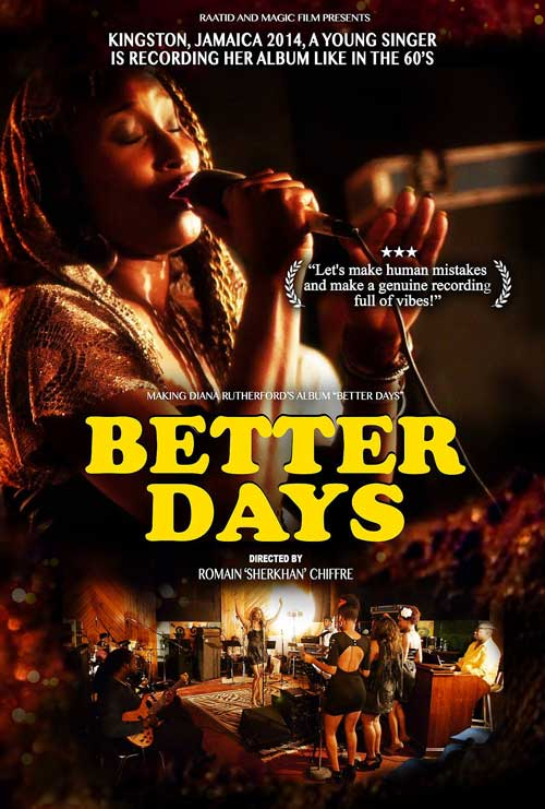 The Movie: Better Days - Diana Rutherford
