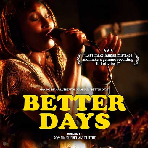 The Movie: Better Days – Diana Rutherford
