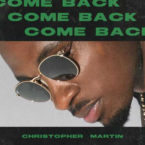 Christopher Martin back with new Single and Video