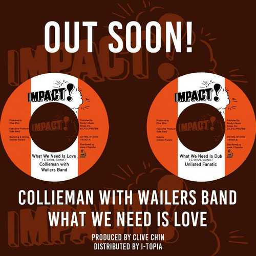 Collieman - What We Need Is Love