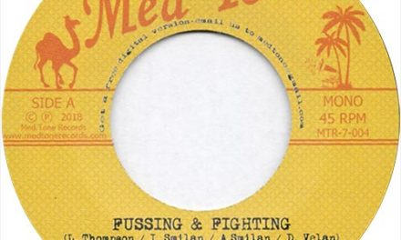 Linval Thompson – Fussing & Fighting