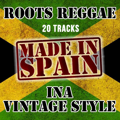 Roots Reggae Ina Vintage Style