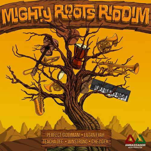 New EP : Mighty Roots Riddim