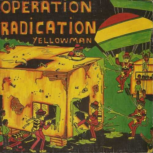 Operation Radication - front cover