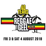 40 Years Reggae Geel festival