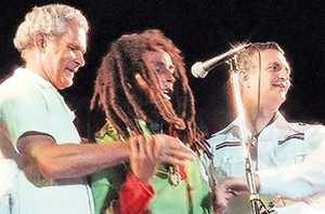 Manley, Marley & Seaga: April 22, 1978