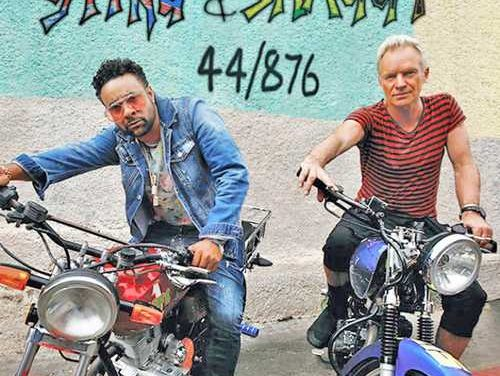 Out now: Sting & Shaggy – 44/876