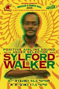 Sylford Walker Poster