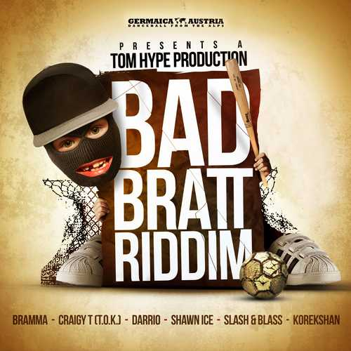 Various - Bad Brat Riddim