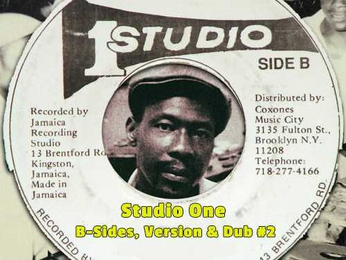 Studio One – B-Sides, Versions & Dubs #2
