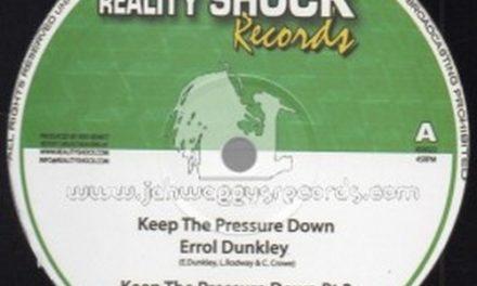 Errol Dunkley – Keep The Pressure Down