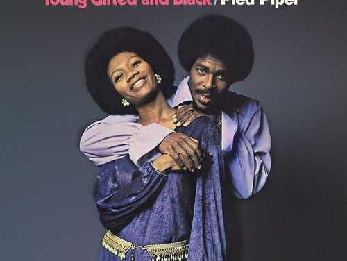 Out now: Bob Andy and Marcia Griffiths – Young Gifted and Black/Pied Piper