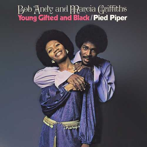 Bob Andy and Marcia Griffiths - Young Gifted and Black/Pied Piper