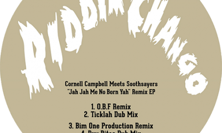 Cornell Campbell Meets Soothsayers – Jah Jah Me No Born Yah Remix EP