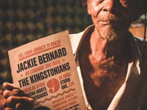 Jackie Bernard – Singer Man