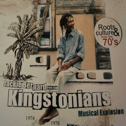 Jackie Bernard from The Kingstonians - Musical Explosion 1974-1978