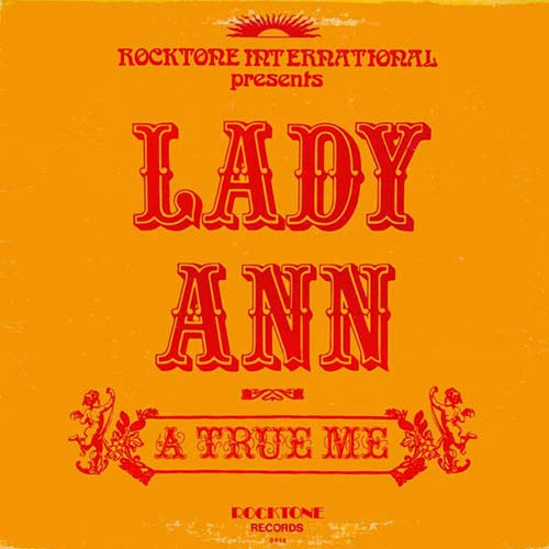 Lady Ann - A True Me