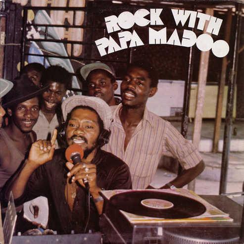 Madoo - Rock With Papa Madoo