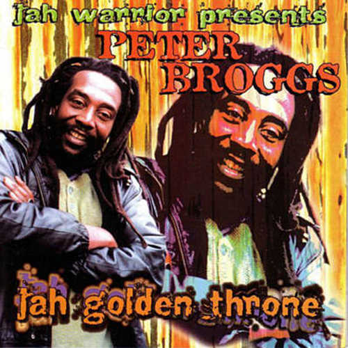 Peter Broggs - Jah Golden Throne