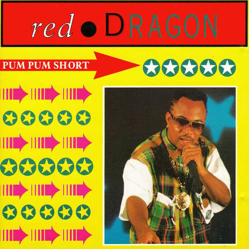 Red Dragon - Pum Pum Short
