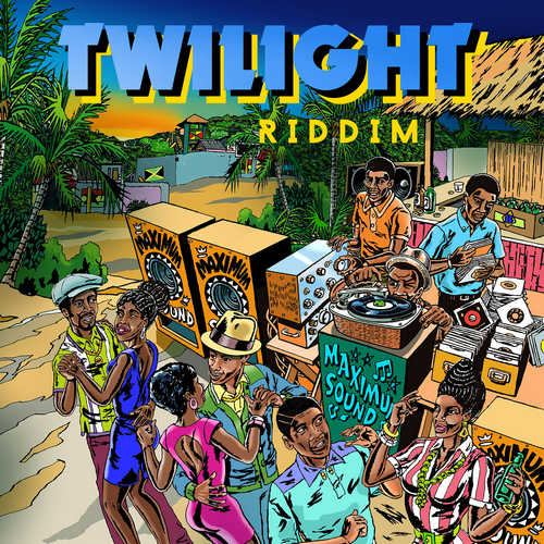 Various - Twilight Riddim
