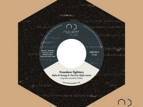 Alpha & Omega feat. Paul Fox – Freedom Fighters (Ojah Remix)