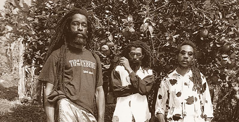 Black Uhuru (Don Carlos, Duckie Simpson, Garth Dennis)