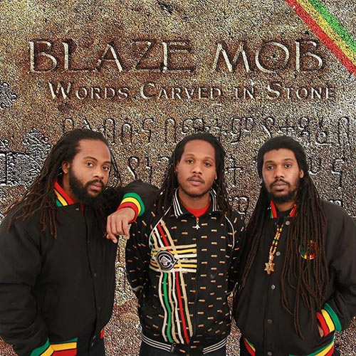 Blaze Mob – Musical Messages That'll Last Forever (The Interview)