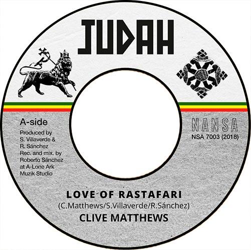 Clive Matthews – Love Of Rastafari