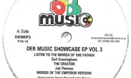 DEB Music Showcase EP Vol. 3: Earl Cunningham – Listen To The Words Of The Father