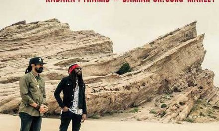 Official Video: Kontraband – Kabaka Pyramid feat. Damian Marley