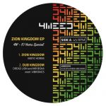 Matic Horns, Vibronics, Dread Lion & Mr Biska – Zion Kingdom