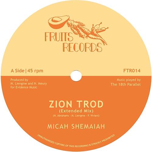 Micah Shemaiah – Zion Trod